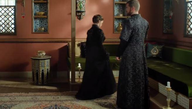 Великолепный век : 4 сезон 126 серия